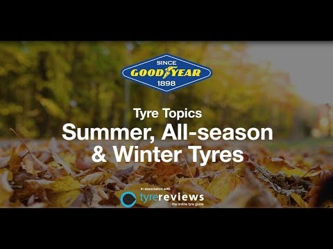 Winter, All-season Or Summer Tyres: Which Should You Choose?