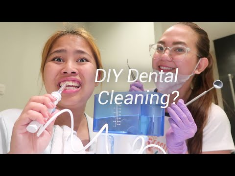 HOME SERVICE BRACES ADJUST Do It Yourself - Dental Cleaning