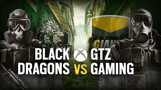 [ES] GTZ GAMING vs. BLACK DRAGONS | Play Day #3 | EliteSix S03 (XBOX)