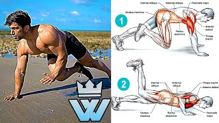 10 MIN Calisthenics Bodyweight WORKOUT