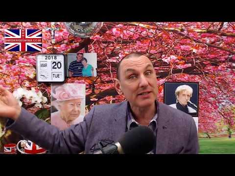 United Kingdom Talk Tuesday 20th March 2018