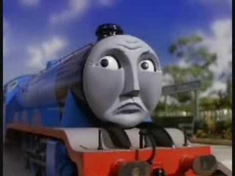 Thomas fart