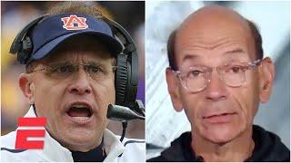 Reacting To Auburn Firing Head Coach Gus Malzahn | KJZ