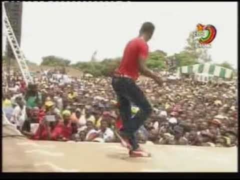 macheso new  show Gokwe happy new year 2018 celebration