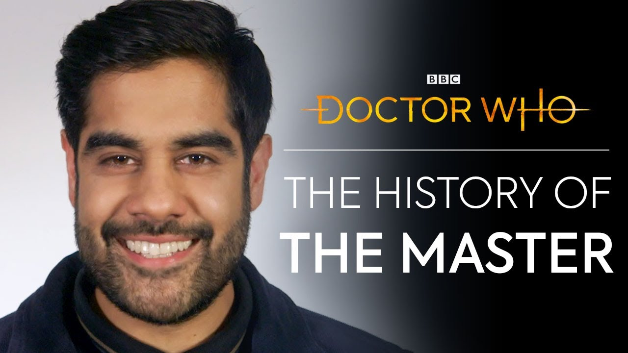 A Brief History Of The Master Doctor Who Series 12 Youtube