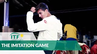 Junior Davis Cup and Junior Fed Cup Finals | The Imitation Game | International Tennis Federation