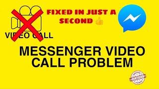 How to fix Facebook messenger video call problem Solved screenshot 2