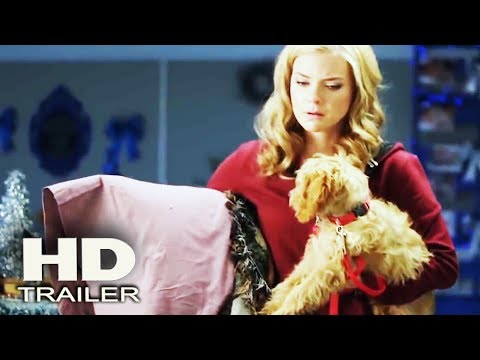 PUPPY FOR CHRISTMAS    2017 Cindy Busby, Greyston Holt Christmas Movie