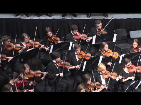 Jenison High School | Choir & Orchestra Christmas Concert 12/10/2015