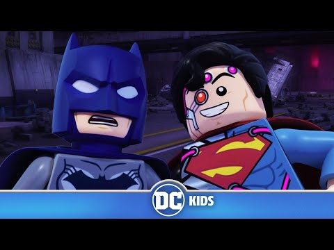 LEGO Justice League Cosmic Clash | Its Not Personal | DC Kids