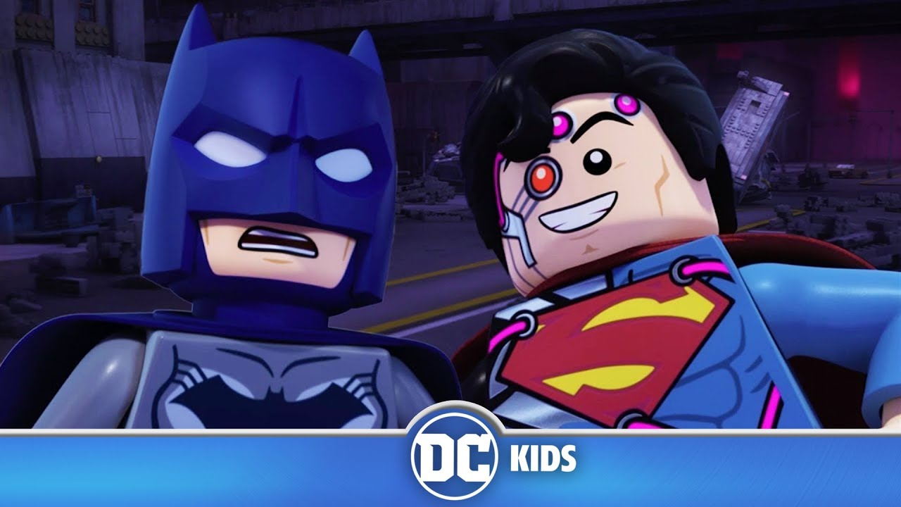 Download LEGO Justice League Cosmic Clash | Its Not Personal | DC Kids