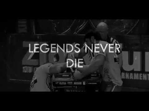 Andrey Pushkar Tribute  Legends Never Die RIP 111418