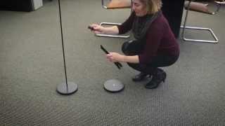 Portable Lightweight Floor Stands
