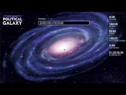 JESS3 x Project Vote Smart: Political Galaxy