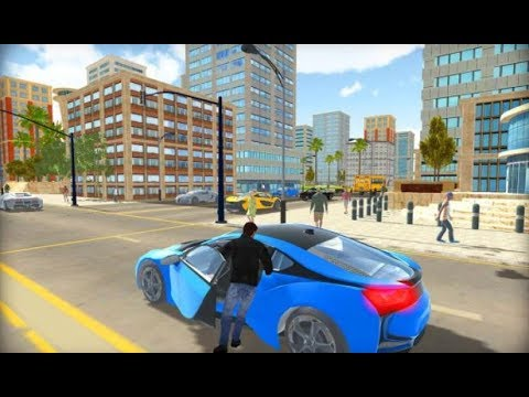 Real City Car Driver Android Gameplay HD
