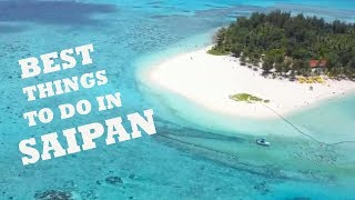 14 THINGS TO DO IN SAIPAN | Travel guide United States (Micronesia)