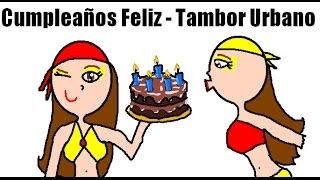 Tambor Urbano - Cumpleaños Feliz - Piano Cover
