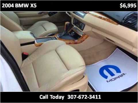 2004 bmw x5 used cars sheridan wy youtube for Sheridan motor buick gmc