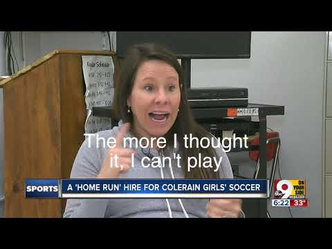 Deaf Soccer Coach Is A 'home Run' Hire For Colerain High School