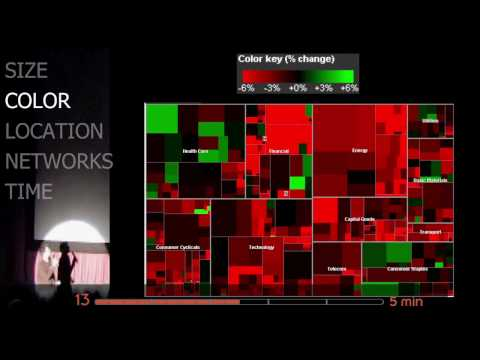 EFFECTIVE INFORMATION VISUALIZATION by Matthias Shapiro - EP 31