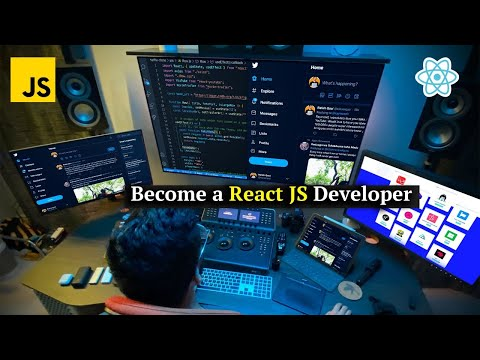 🔴 How To Become A React JavaScript Developer 🚀