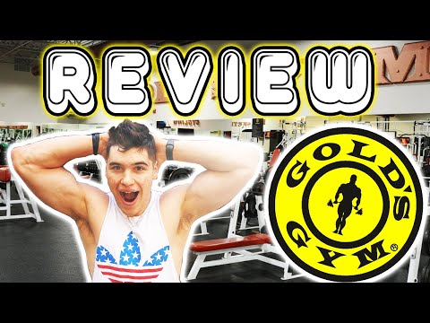 GOLD'S GYM REVIEW! (IS IT ANY GOOD???)