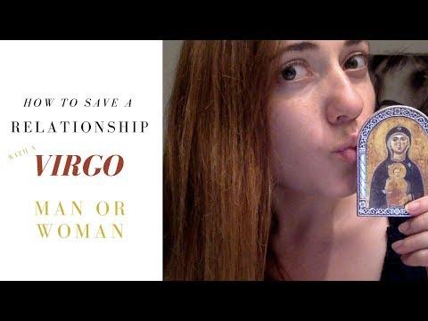 How to hurt a virgo man