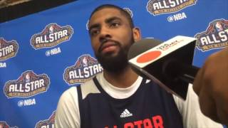 Kyrie Irving admits science shows Earth is round by : Cleveland Cavaliers on cleveland.com