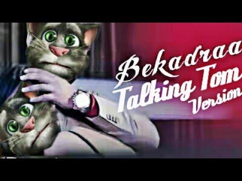 Bekadraa Sippy Gill||Talking Tom Version||Talking Tom Songs||Latest Punjabi Songs 2017