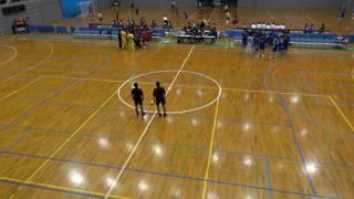 平成28年度全国高等学校ハンドボール選抜大会 富山県予選 氷見高校対高岡向陵戦 後半