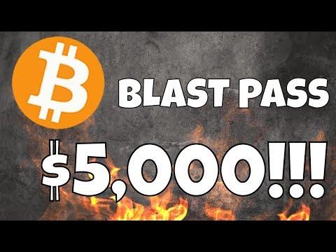 BTC BLAST PASS $5000!! |   Singapore as Blockchain Hub! |