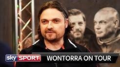 Lutz Pfannenstiel bei ''Wontorra On Tour''   Ganze Sendung