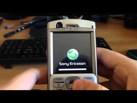 Sony Ericsson P990i [Unboxing & Review]