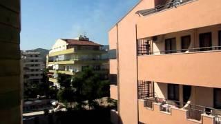 Пожар в Мармарисе (Fire in Marmaris)