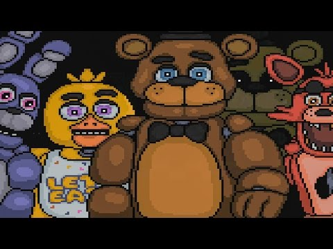 ABANDONED ENDING | Super Five Nights at Freddy's | Freddy Bonnie Foxy and Chica are Abandoned