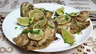 Морской окунь с лаймом   Рыба в духовке   Филе морского окуня