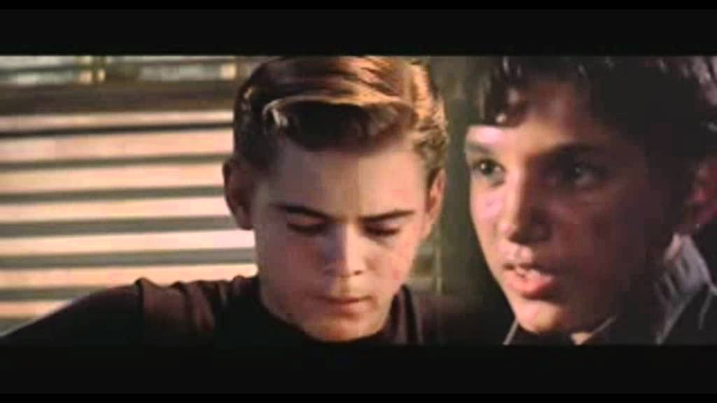 the outsiders the letter youtube