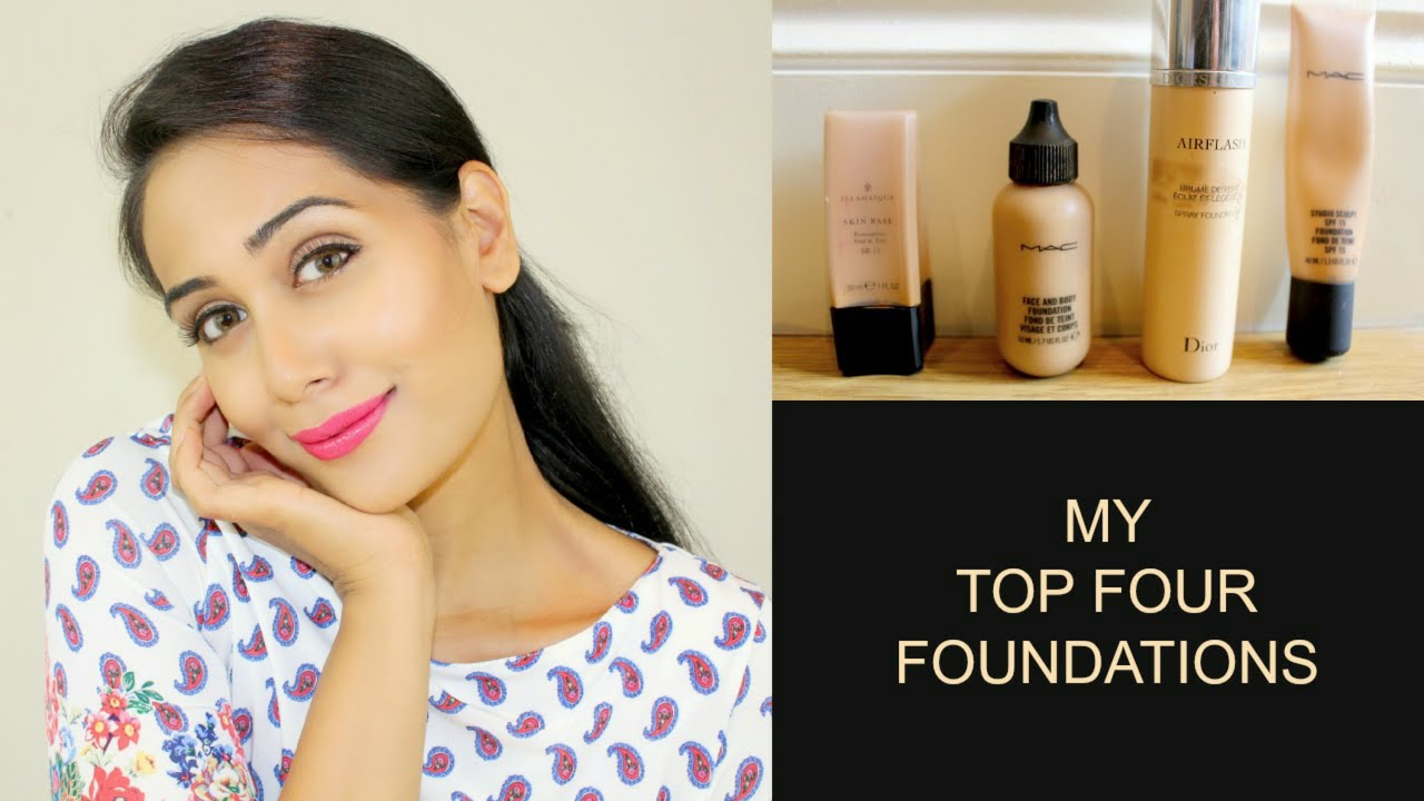 olive skin tone foundation
