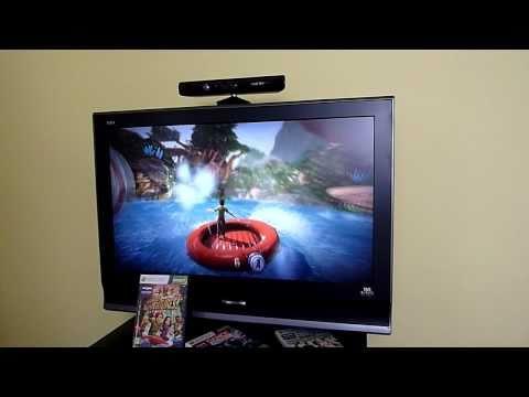 Vyzkoušeli jsme Microsoft Kinect: Ovládání her pohybem vám dá pěkně zabrat!