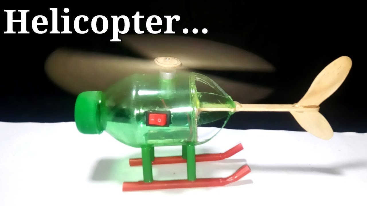 How To Make A Toy Car Using Recycled Materials