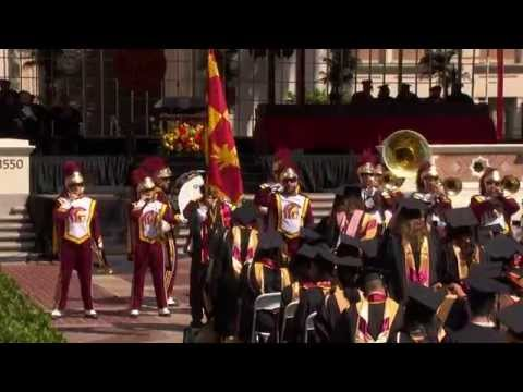 2015 USC School of Social Work Commencement