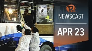 Rappler Newscast: PH-HK hostage crisis, pork barrel scam, Janet Napoles