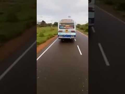 Private Bus & CTB Bus Accident I ප්රයිවට් බස්කාරයා කරපු වැඩේ නිසා CTB බස් එක වෙලට පෙරලුනු හැටි..!