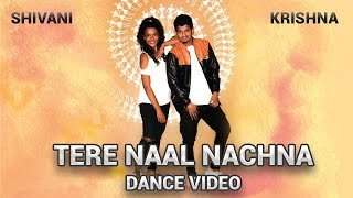 Tere Naal Nachna | Nawabzaade | Dance Video | Choreography by Krishna Gujjar