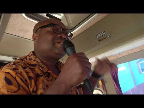 Drive to Porto Novo Benin for Roots & Culture Tour - Nov 2017 Journey