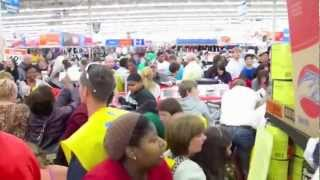 Thanksgiving Night 2012 Walmart Pre-Black Friday Sale