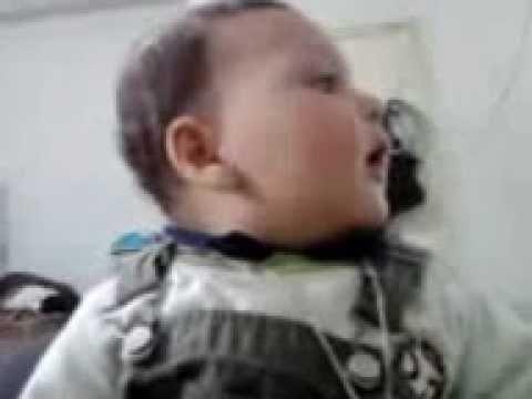 مزاج طفل في الشهر الثامن من عمره Youtube
