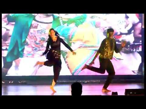 Disco Gravity Kids Performance in Accenture FS Mosaic2K17