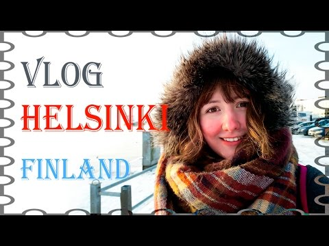 VLOG: Helsinki, Finland | 7 Hours of Happiness