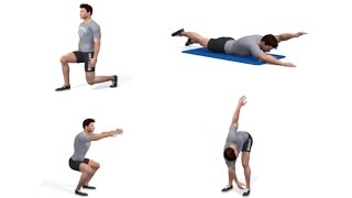 rutina de ejercicios para principiantes   entrenamiento en casa sin pesas